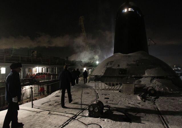 Dmitriy Donskoy denizaltısı