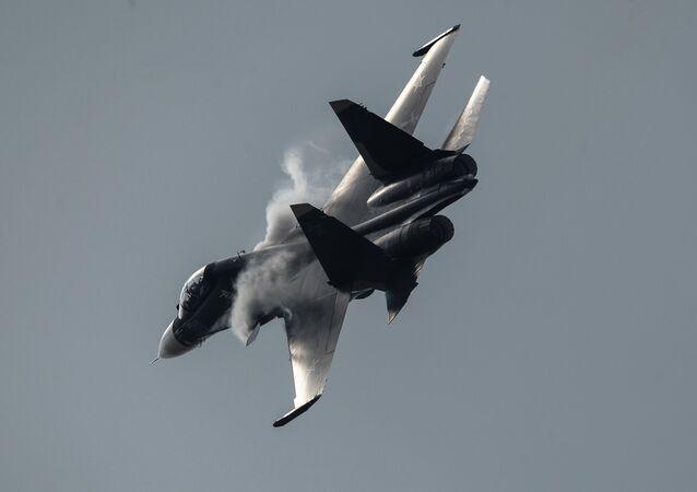 Su-30SM savaş uçağı