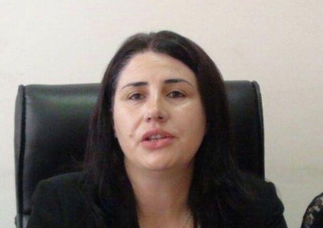 HDP Kars milletvekili Şafak Özanlı
