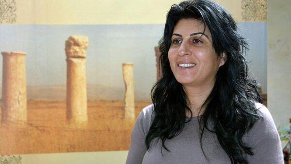 Nusaybin Belediye Başkanı Sara Kaya - Sputnik Türkiye