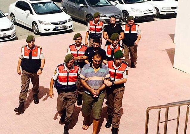 Aylan Kurdi tutuklama