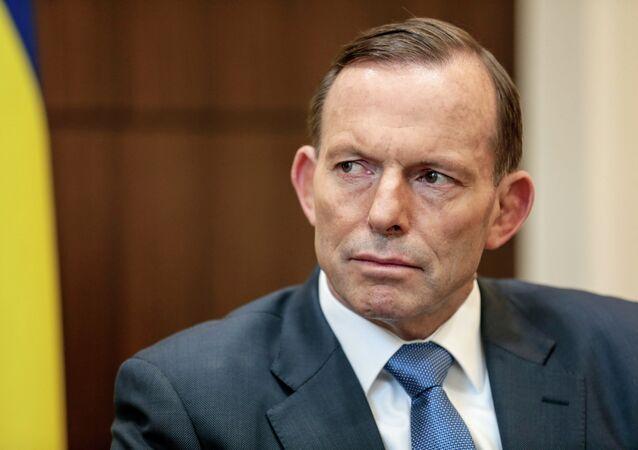 Avustralya Başbakanı Tony Abbott