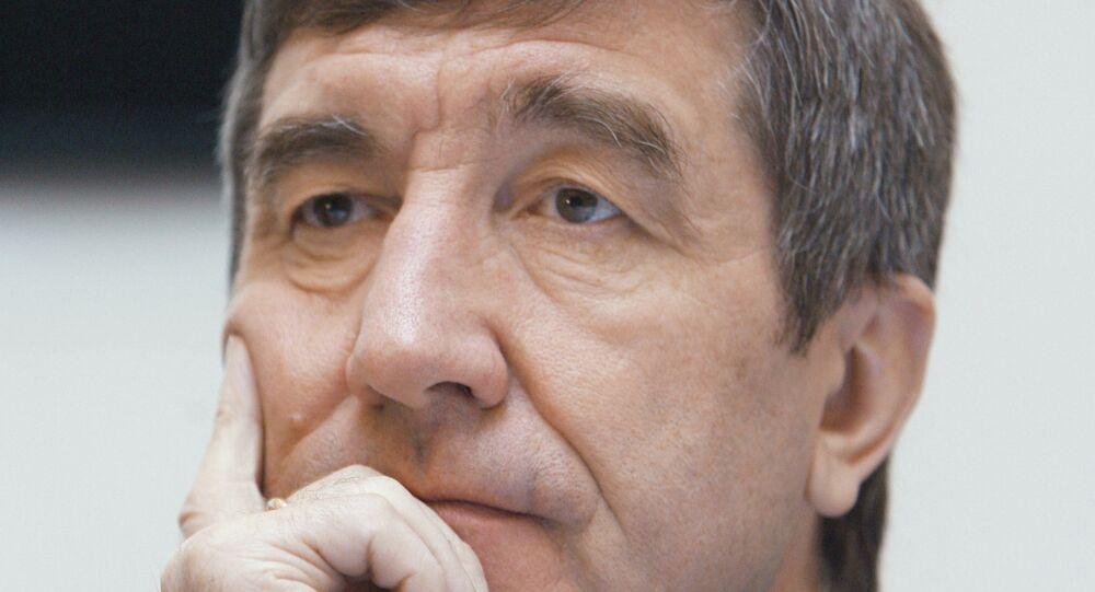 Rusya eski Yakıt ve Enerji Bakanı Yuriy Şafranik