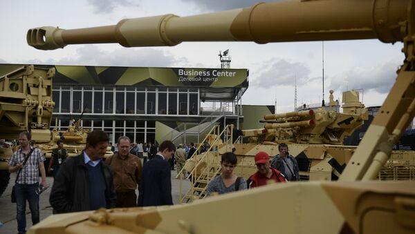 Russia Arms Expo – 2015 - Sputnik Türkiye