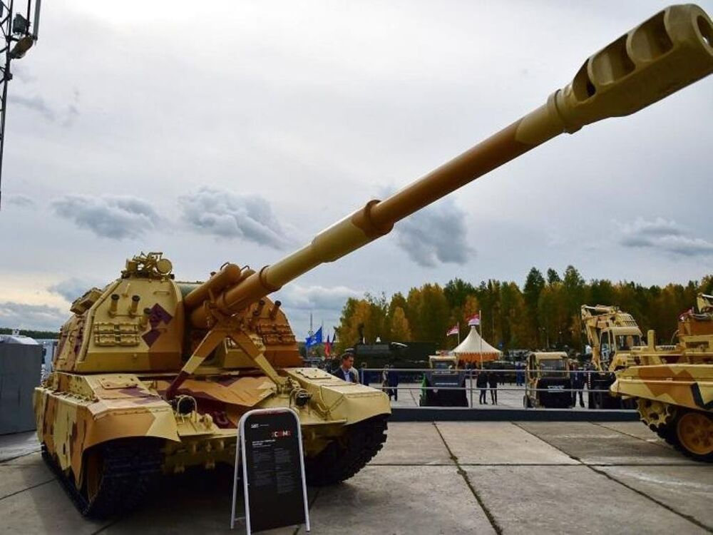 Russia Arms Expo – 2015