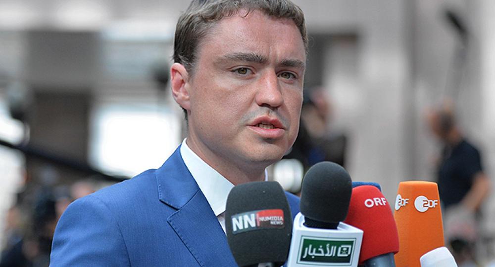 Estonya Başbakanı Taavi Roivas