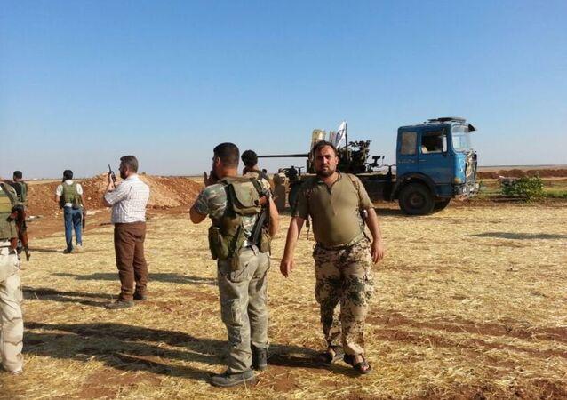 Özgür Suriye Ordusu (ÖSO)