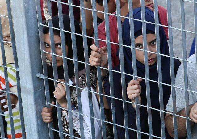 Avrupa'da göçmen krizi
