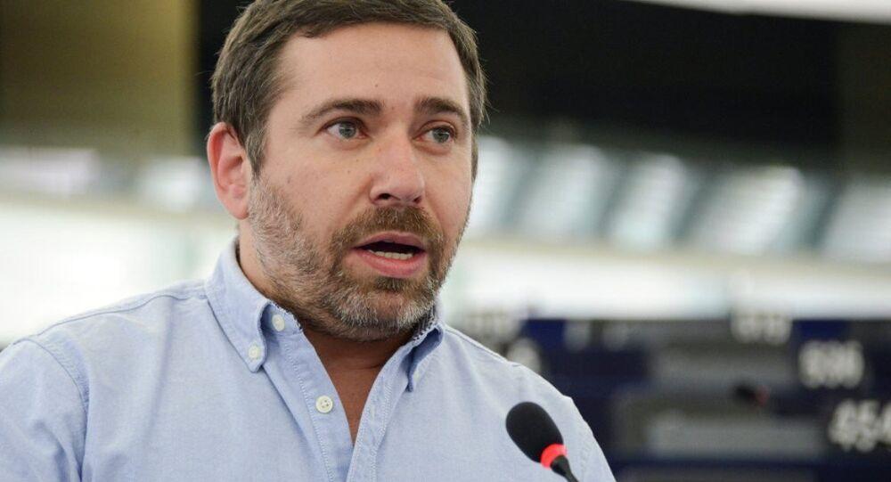 Avrupa Parlamentosu Dışişleri Komitesi Başkan Yardımcısı Javier Couso