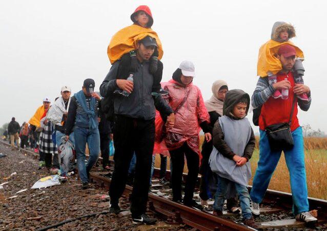 Sığınmacı, göçmen, mülteci