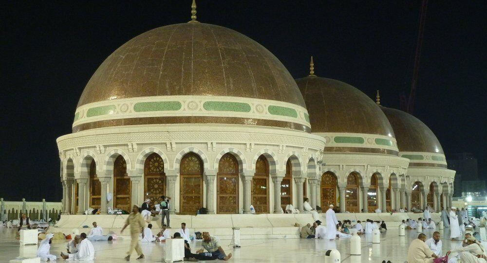 Cami- Suudi Arabistan