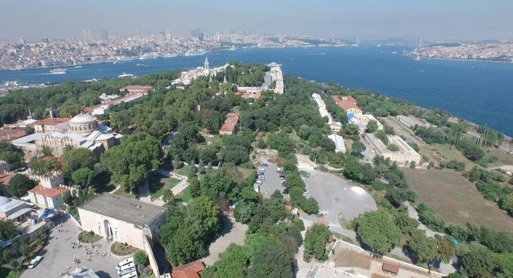 Ayasofya Müzesi ve Topkapı Sarayı