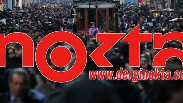 Nokta dergisine polis baskını - Sputnik Türkiye