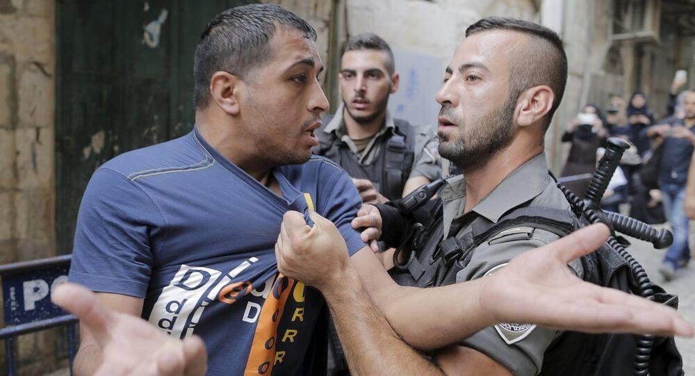İsrail- El Aksa- Filistin