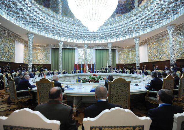 Kolektif Güvenlik Anlaşması Örgütü (KGAÖ) Devlet Başkanları Konseyi