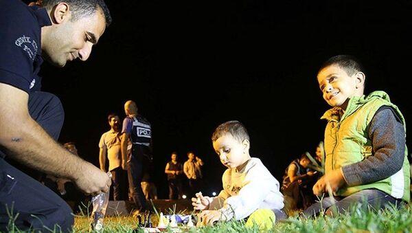 Suriyeli sığınmacı - Sputnik Türkiye