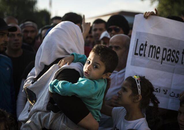Sığınmacı, İstanbul otogarı