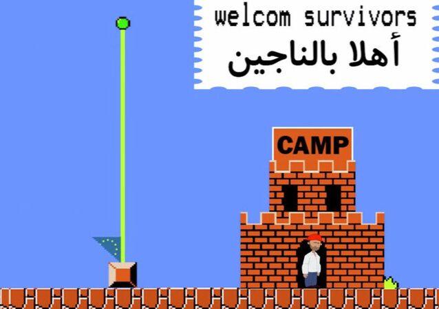 Sığınmacı Mario