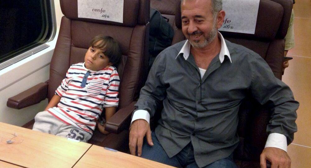 Suriyeli Osama Abdul Mohsen