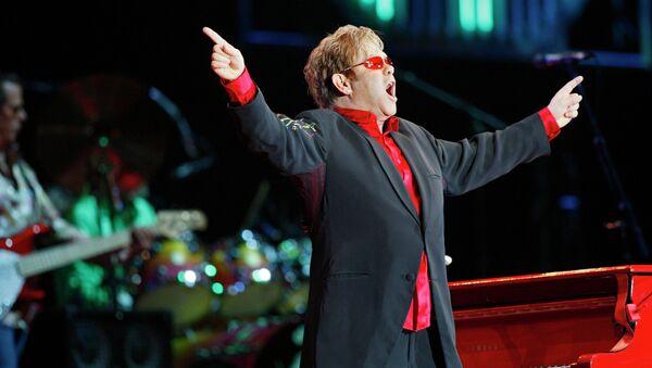 Elton John - Sputnik Türkiye