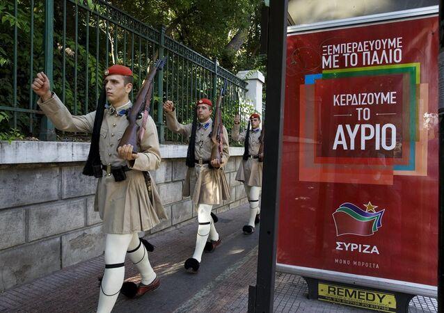 Yunanistan bir kez daha erken seçime hazırlanıyor