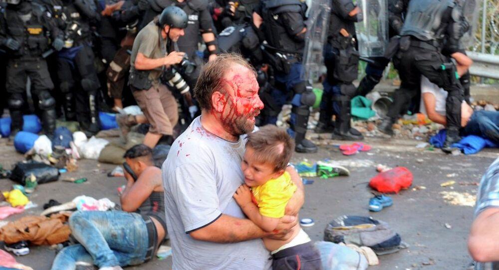 Macaristan, sığınmacı