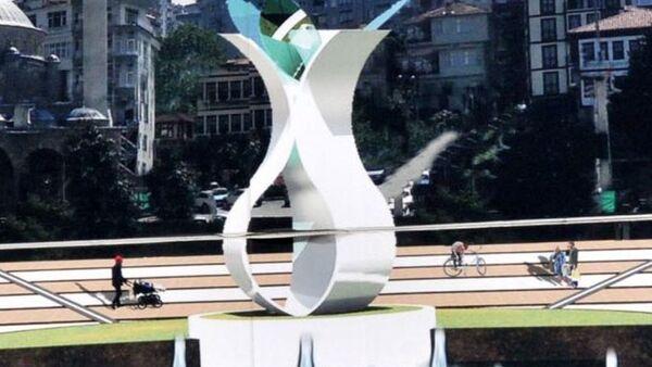 Rize Cumhuriyet Meydanı - Sputnik Türkiye