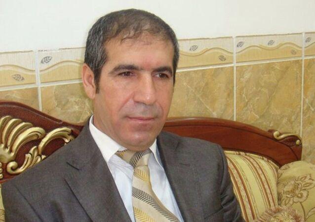 Kürdistan Demokratik Partisi sözcüsü Said Mamuzini