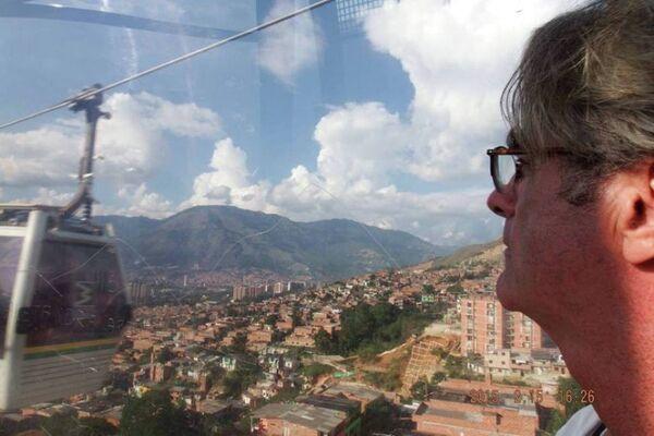 11 yıl yürüyerek dünyayı dolaştı - Sputnik Türkiye