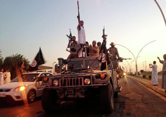 Musul'da IŞİD militanları