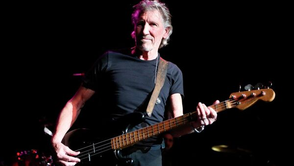 Roger Waters - Sputnik Türkiye