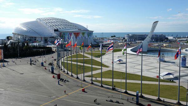 Fisht Olimpik Stadyumu - Sputnik Türkiye
