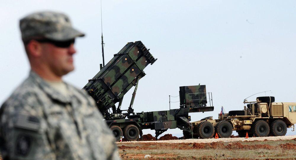 Patriot füzeleri