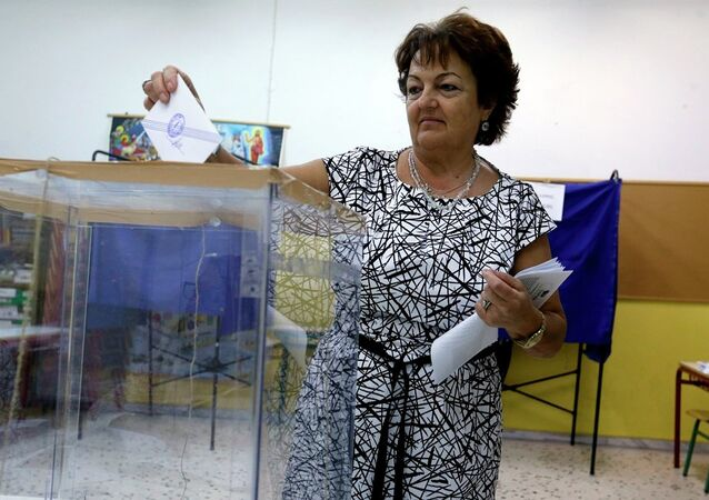 Yunanistan seçim