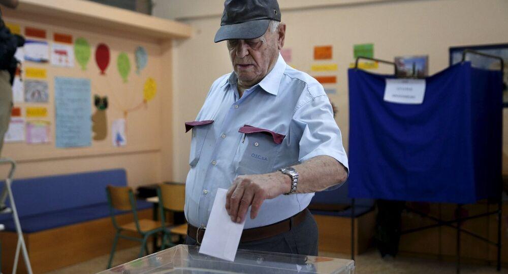 Yunanistan'da erken seçim