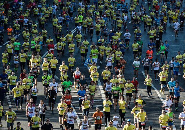 Moskova Maratonu