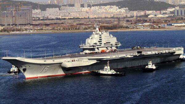 Çin uçak gemisi - Sputnik Türkiye