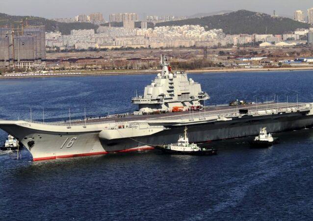 Çin uçak gemisi