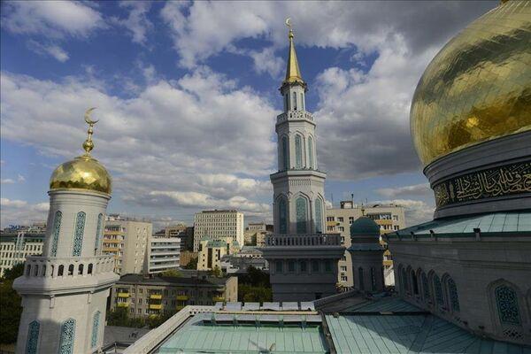 Moskova Merkez Camisi'nde Osmanlı izleri Sefa Karacan - Sputnik Türkiye