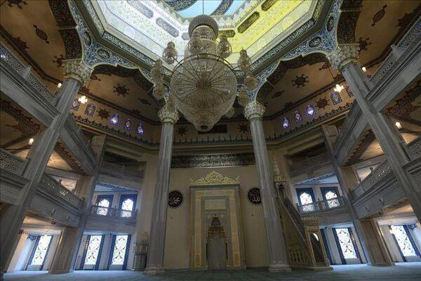 Moskova Merkez Camisi'nde Osmanlı izleri - Sputnik Türkiye