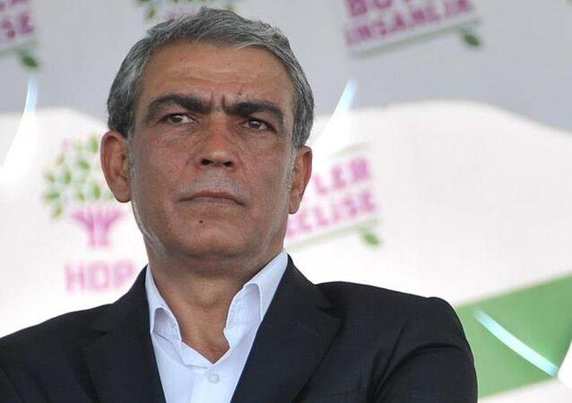 HDP Şanlıurfa Milletvekili İbrahim Ayhan