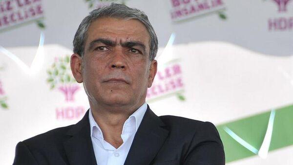 HDP Şanlıurfa Milletvekili İbrahim Ayhan - Sputnik Türkiye