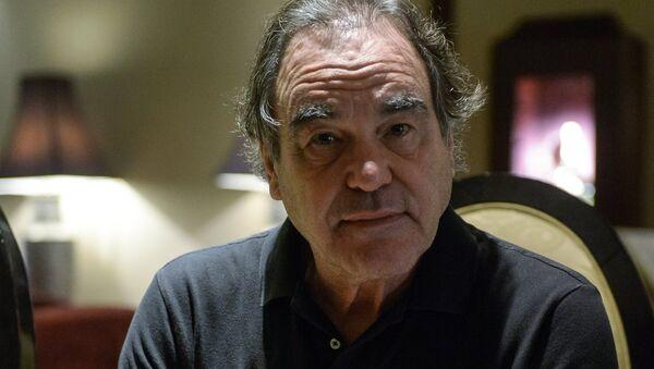 Yönetmen Oliver Stone - Sputnik Türkiye