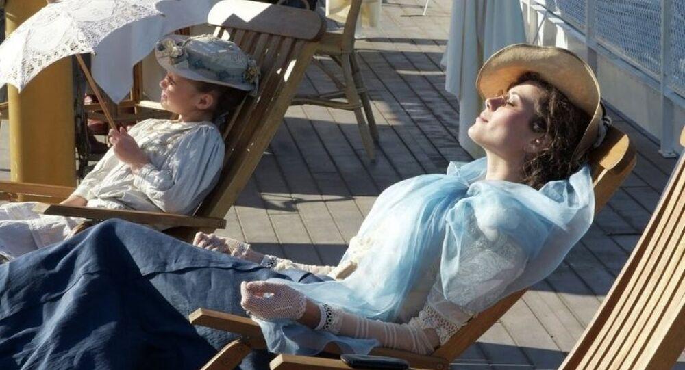 Nikina Mihalkov'un 2014 yapımı 'Sunstroke' (Güneş Çarpması) filmi