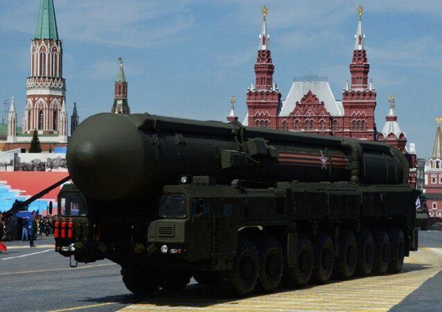 Bulava SLBM balistik füze donanımı