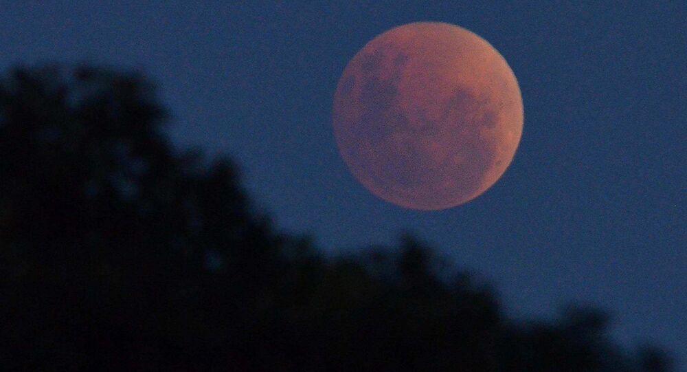 Süper Ay ve Ay tutulması