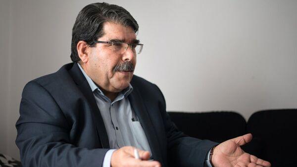 PYD lideri Salih Müslim - Sputnik Türkiye