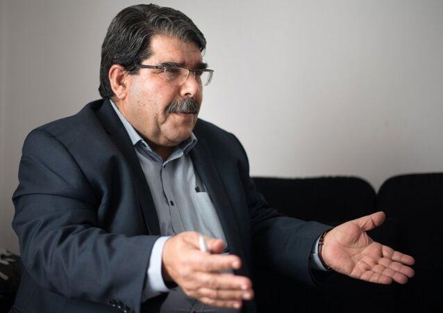 PYD lideri Salih Müslim