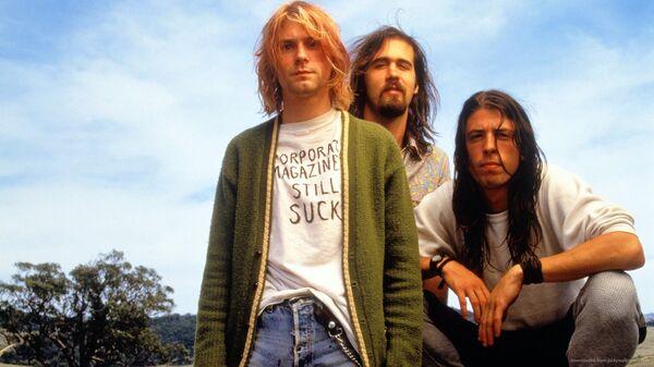 Nirvana müzik grubu - Sputnik Türkiye