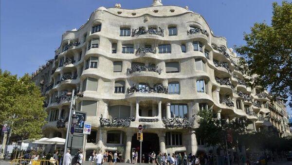 Gaudi'nin büyülü şehri: Barselona - Sputnik Türkiye